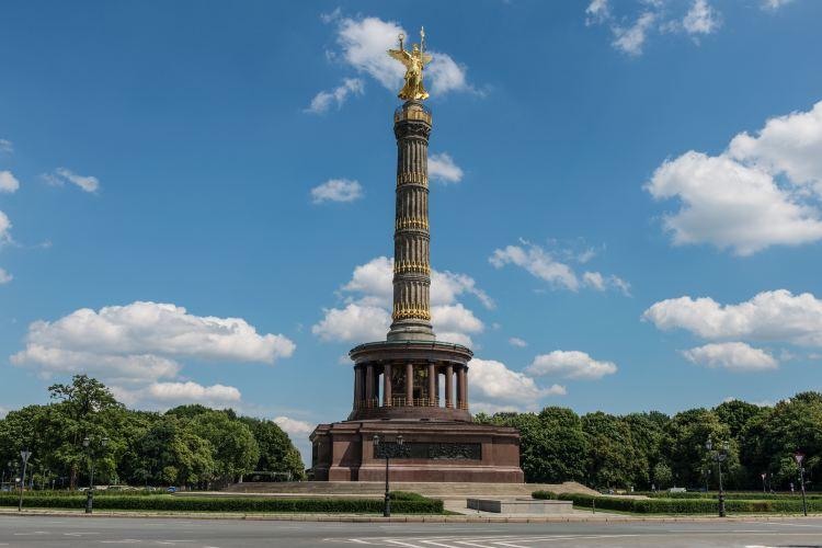 柏林胜利纪念柱 1