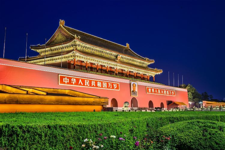 Tiananmen Tower3