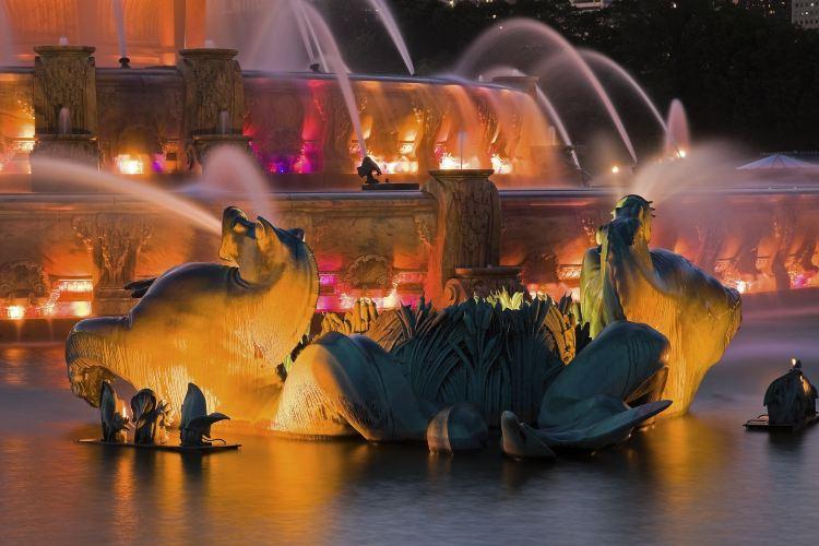 Clarence Buckingham Fountain3