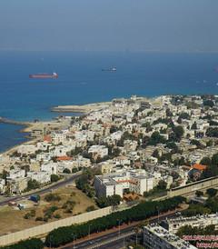 [海法游记图片] 【 以色列 · 海法kalamaris餐厅 】——约旦以色列之旅(11)