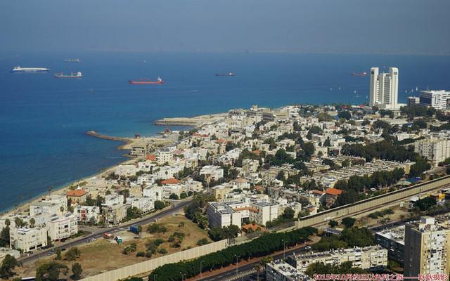 【 以色列 · 海法kalamaris餐厅 】——约旦以色列之旅(11)