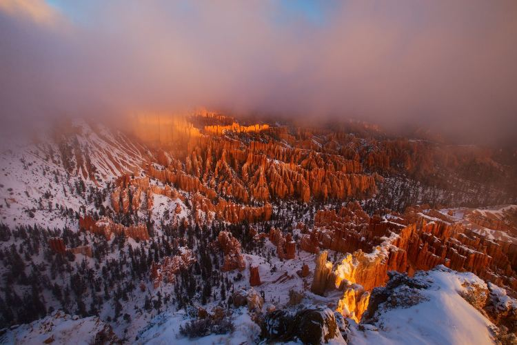 Bryce Canyon National Park4