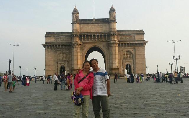 外语盲百日六国游第三十七天:印度果阿~印度第四站  孟买