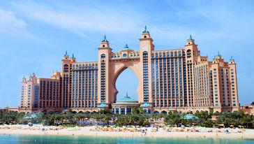 棕榈岛亚特兰蒂斯酒店