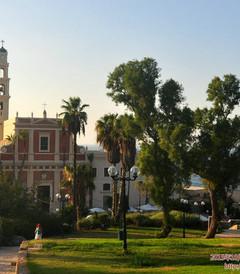 [以色列游记图片] 【 以色列 · 雅法古城的老街 】——约旦以色列之旅(14)
