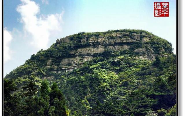 灵秀湖北:红安天台山