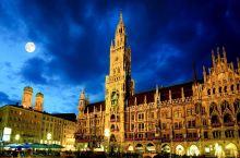不管你是热爱人文还是自然风光,慕尼黑总能令你一饱眼福