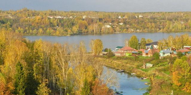 噢,我的迷人的普廖斯——旅俄22天之最爱