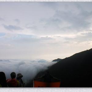 建宁游记图文-翻云覆雨金饶山两天一夜徒步