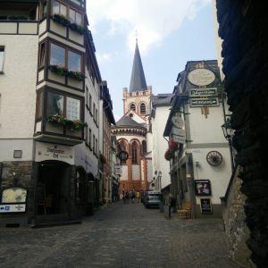 Altes Haus旅游景点攻略图