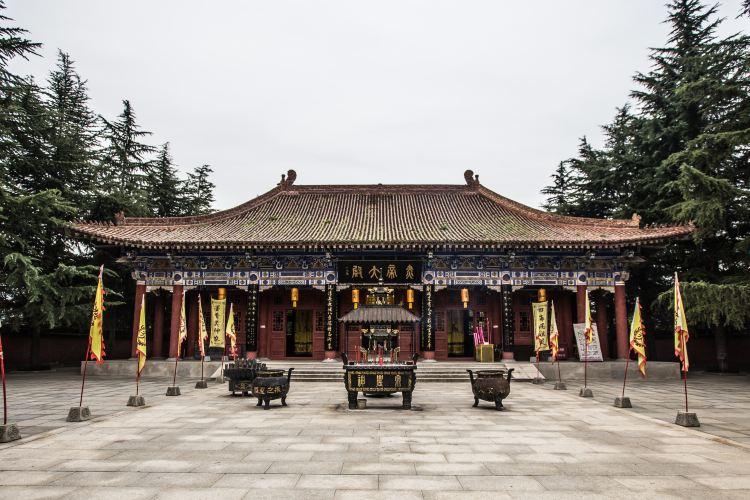 Yan Emperor Mausoleum1