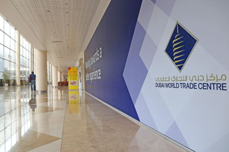 두바이 월드 트레이드 센터3