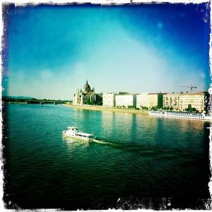 格拉茨游记图文-五月的欧洲 - 布达佩斯(3)