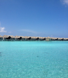 [马尔代夫游记图片] 马尔代夫AKV岛,天堂一样的地方