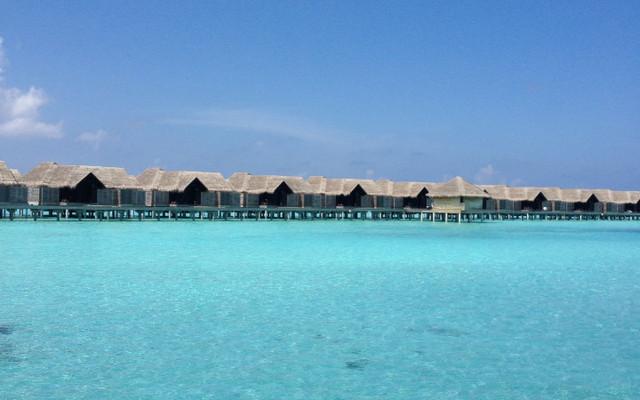 马尔代夫AKV岛,天堂一样的地方