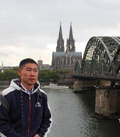 [科隆游记图片] 2.3万元33日环游欧洲13国28城(科隆大教堂)