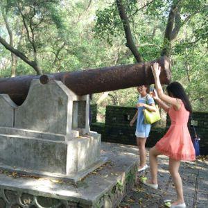 赤湾古炮台旅游景点攻略图
