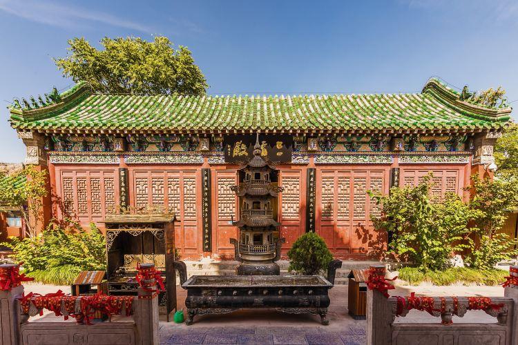 Yanqing Taoist Temple1