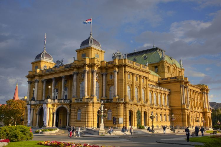 The Croatian National Theater1