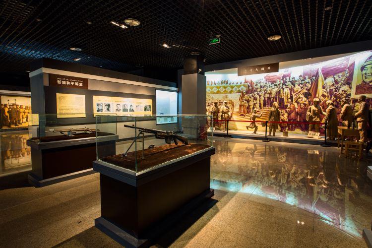 ウルムチ博物館1