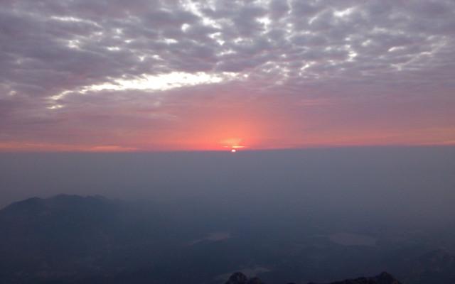 关于登泰山的一些体会