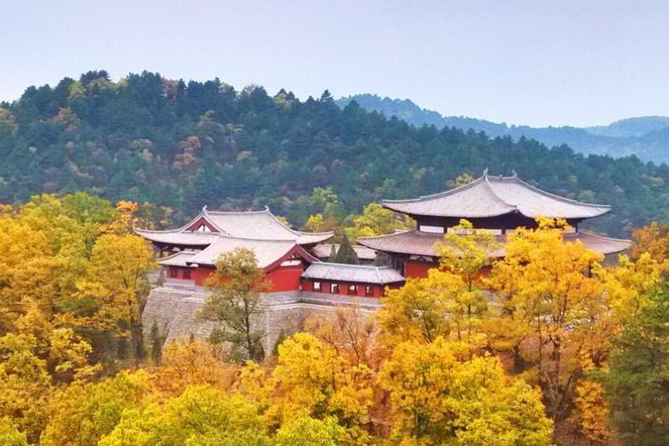Shaanxi Huangling National Forest Park1