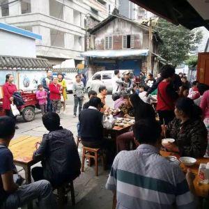 陈老三跷脚牛肉店旅游景点攻略图