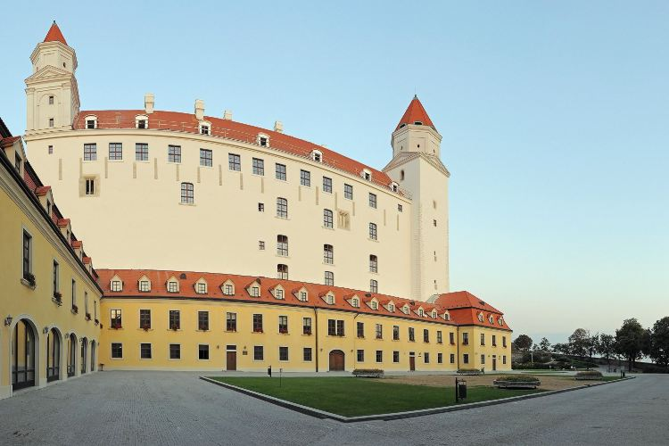 布拉迪斯拉發城堡2