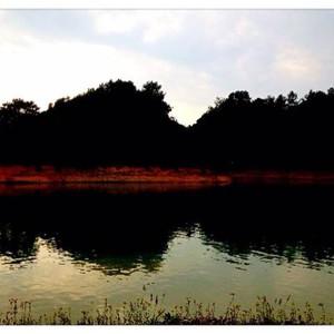 长顺游记图文-杜鹃湖一日记
