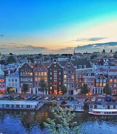 [阿姆斯特丹游记图片] 海平线以下的伊甸园——【荷兰】
