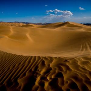 阿拉善左旗游记图文-到内蒙古的西部,赴一场沙漠之约