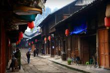 喝茶、打牌、摆龙门阵、、、悠闲的四川古镇人家