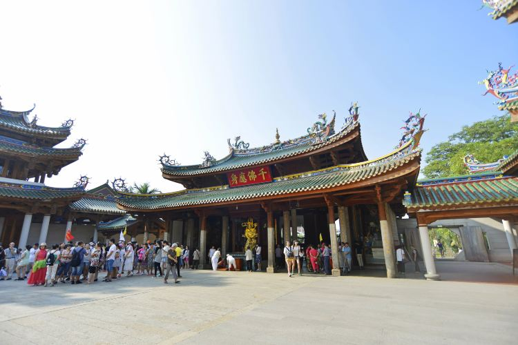 South Putuo Temple3