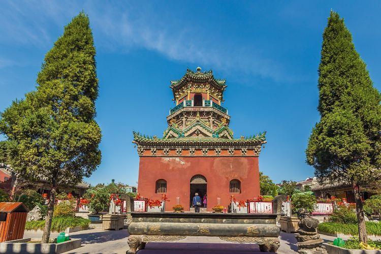 Yanqing Taoist Temple2
