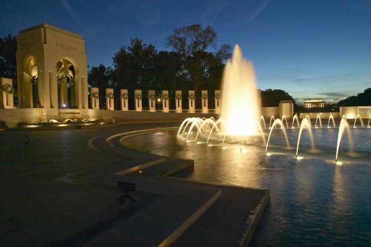 美國國家二戰紀念碑3