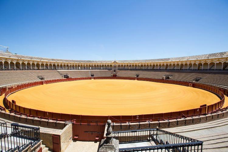 Plaza de toros de la Real Maestranza de Caballería de Sevilla1