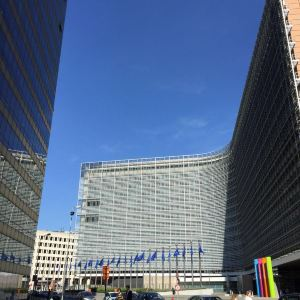 欧盟委员会旅游景点攻略图