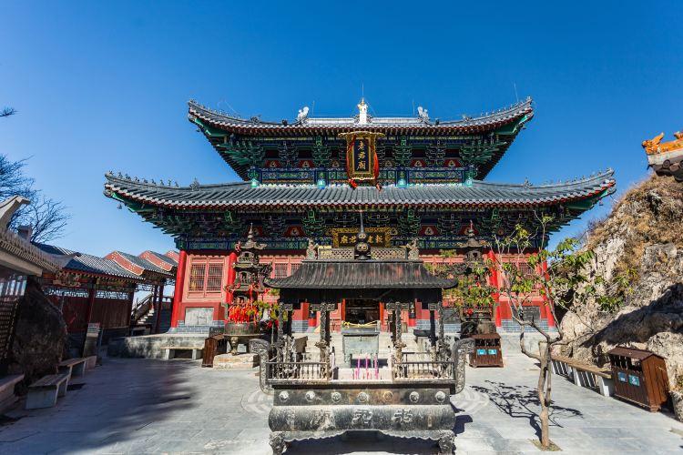 Luoyang Laojun Mountain1