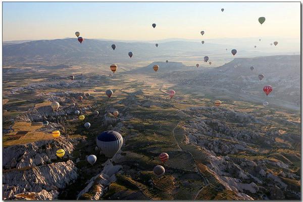 多彩的梦幻—记这个莫忘的土耳其与蜜月