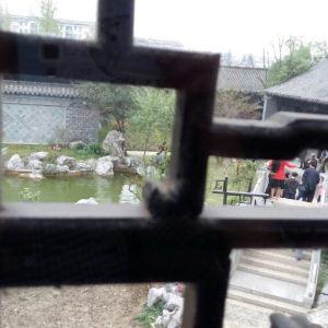 吴敬梓纪念馆旅游景点攻略图