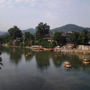 崇州游记图文-周末游--崇州街子、德阳中江