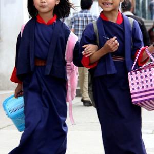 """不丹游记图文-这是一个几乎被人遗忘的幸福国家,如同陶渊明的""""世外桃源"""""""