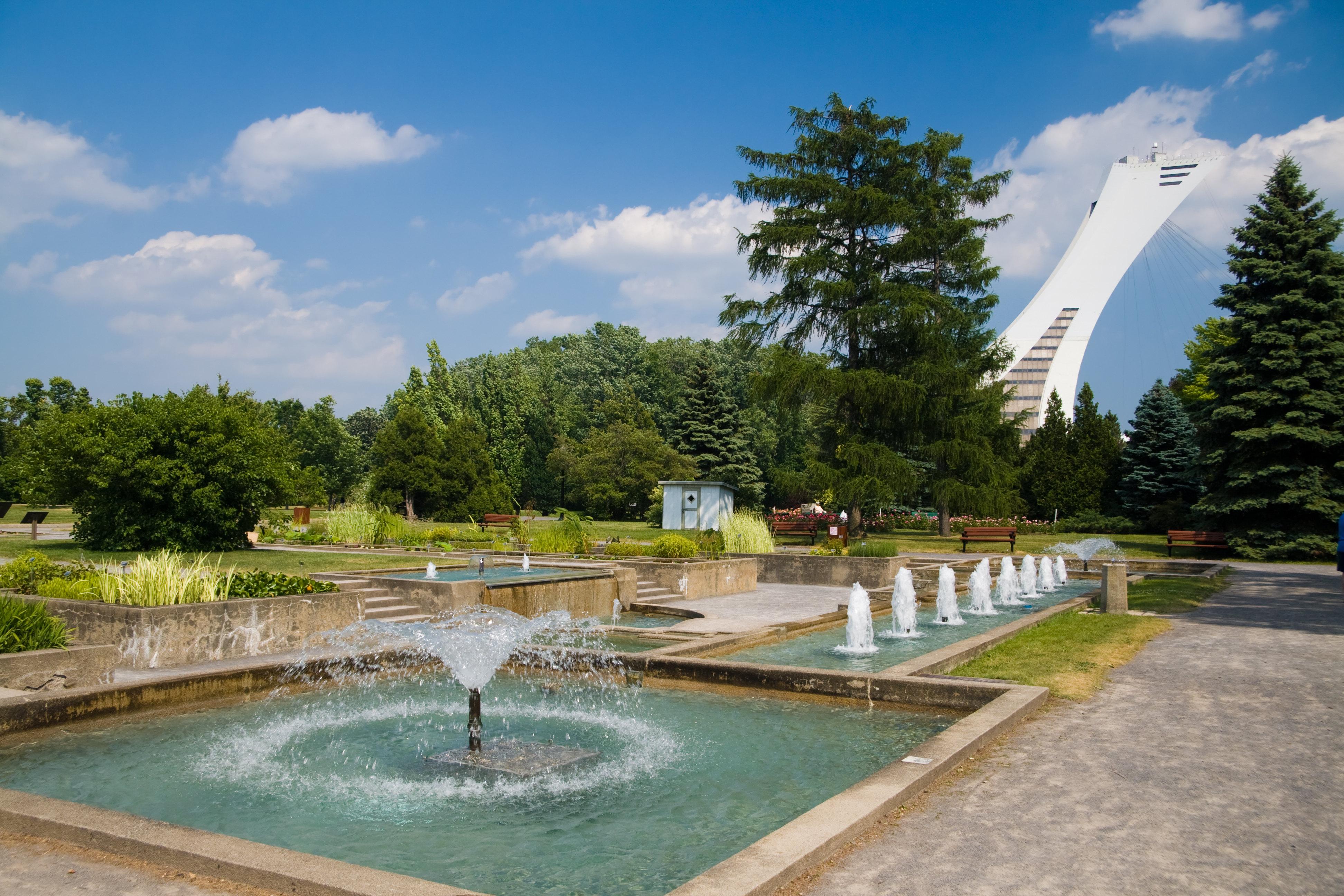 蒙特利尔植物园旅游景点图片