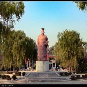 汤阴游记图文-中原河南:汤阴羑里文王庙
