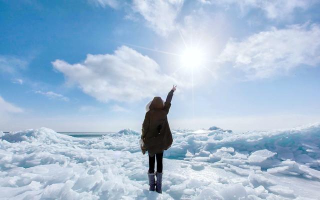 走不尽的远方,停不下的脚步——#大美青海,相约在冬季#