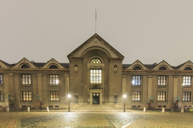 Copenhagen University (Kobenhavns Universitet)2