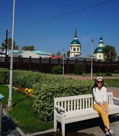[伊尔库茨克游记图片] #我的2015#【深蓝诱惑,穿越之旅】在伊尔库茨克&贝加尔湖畔