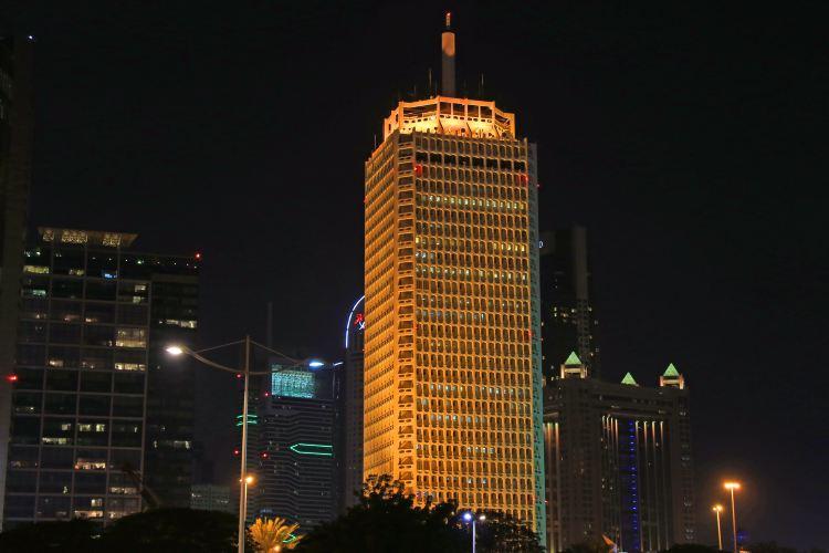 두바이 월드 트레이드 센터1