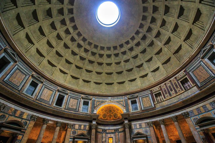 The Pantheon3