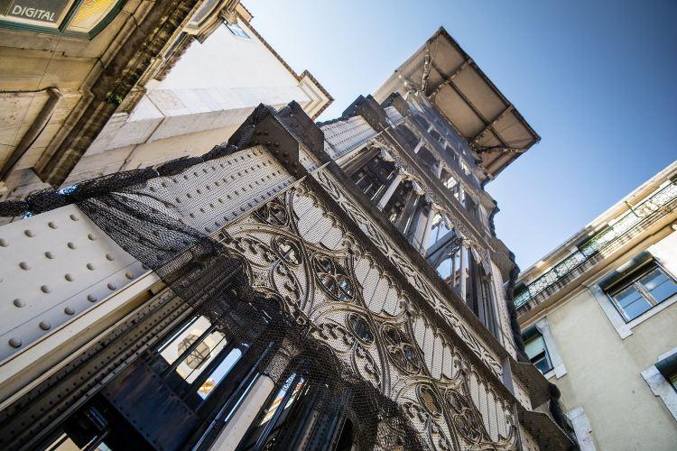 산타 주스타 엘리베이터1